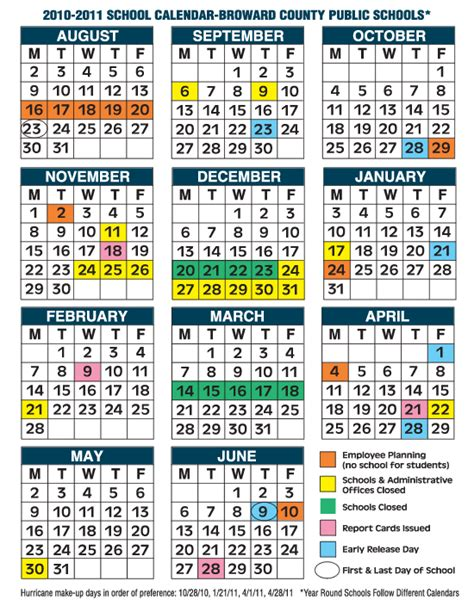 High School Calendar Sle Calendar Eminence Community Schools