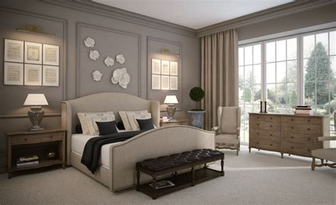 french romance master bedroom design traditional bedroom  york  zin home