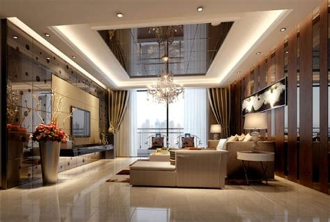 luxury living room decoration  modeldownload
