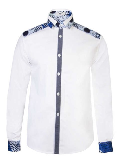 african kitenge shirts men african print men s dress shirt trendy brothers