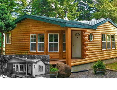 log siding for mobile homes in log siding for manufactured homes archives modulog