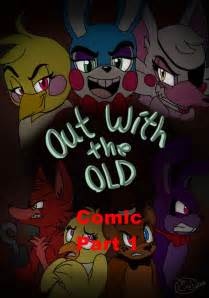 Five nights at freddy s 2 comic out with the old part 1 youtube