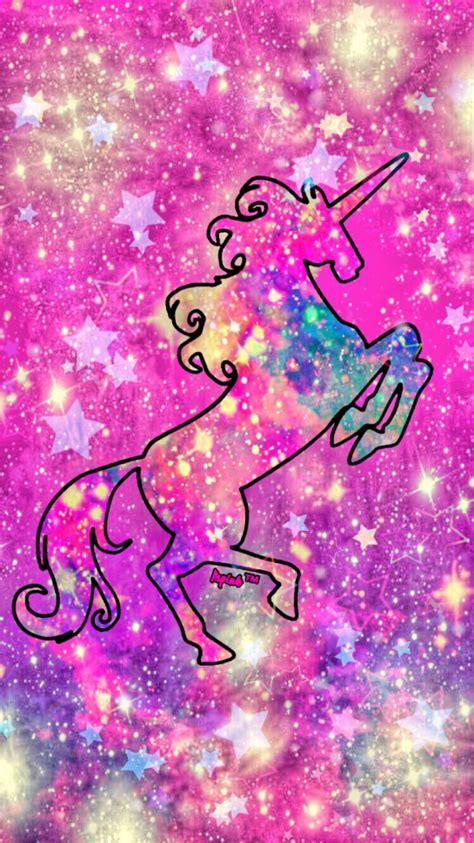 Wallpaper Galaxy Unicorn Kawaii Best Wallpaper Hd