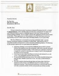 Rejection Letter Housing Application Occupy Baltimore At Two Months City Denies Permit Request Indypendent Reader