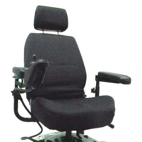 electric wheelchair seat covers power chair or scooter 20 quot captain seat cover