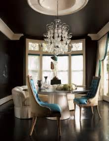 Rooms Painted Black Dwellers Without Decorators Black Painted Ceiling Total