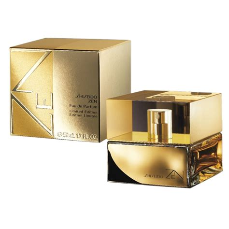 Shiseido Gold zen gold shiseido perfume a fragrance for 2008