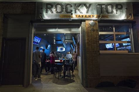 rocky top tavern opens in former hill top bar westword
