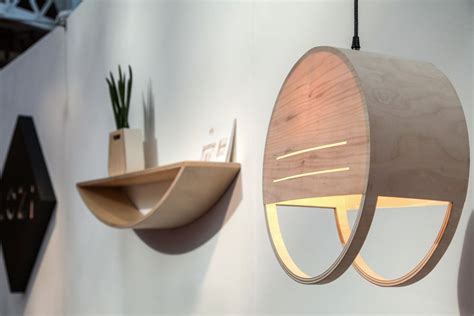 the many forms and faces of a wood pendant light
