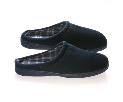 memory foam slippers slippers blue velvet v with checked cotton