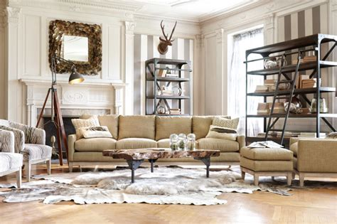 living room furniture living room sets arhaus dante collection traditional living room by arhaus