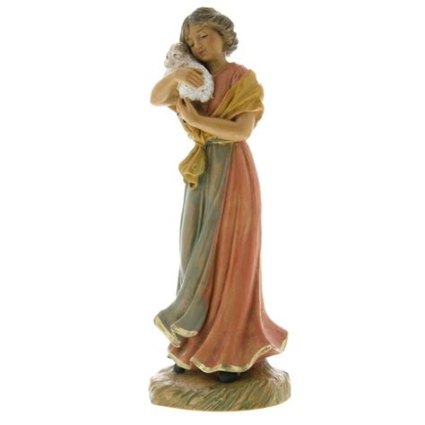 fontanini villager nativity figure 5 quot scale the catholic