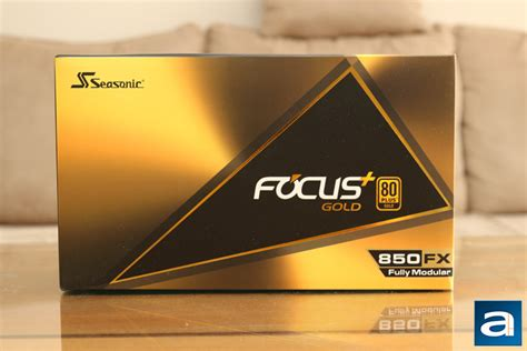 Seasonic Focus Plus Gold Fx 850 80 Gold Modular 10 Year Warranty seasonic focus plus 850 gold 850w page 1 of 4 reports aph networks