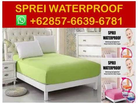 Sprei Waterproof Sprei Waterproof Grosir Distributor 0857 6639 6781 Wa