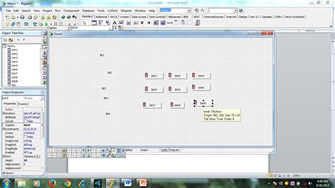 delphi label tutorial lizha herlianty tutorial menulis kode delphi