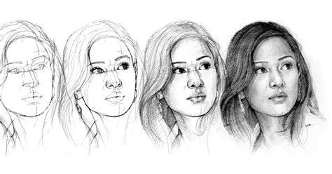 drawing is my contoh menggambar orang dengan arsiran pensil