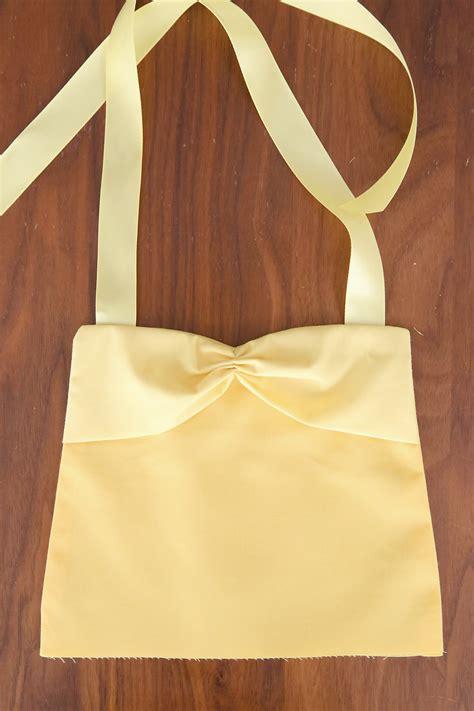 apron pattern princess free sewing pattern for belle princess dress up apron it