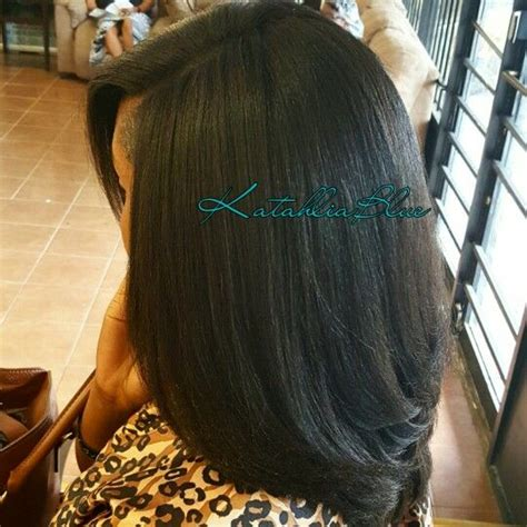 blow out hair styles for black women with hair jewerly silk blow out on natural hair katahlia blue beauty