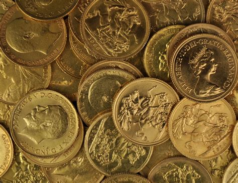 gold uk mixed year bullion sovereigns ideal for investment