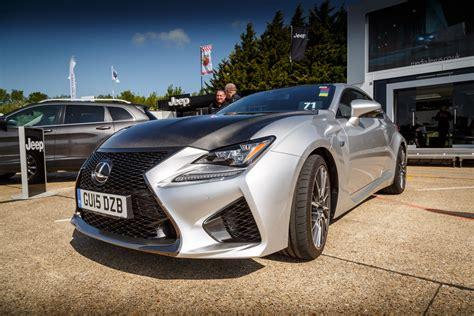 rcf lexus engine driven lexus rc f carbon review
