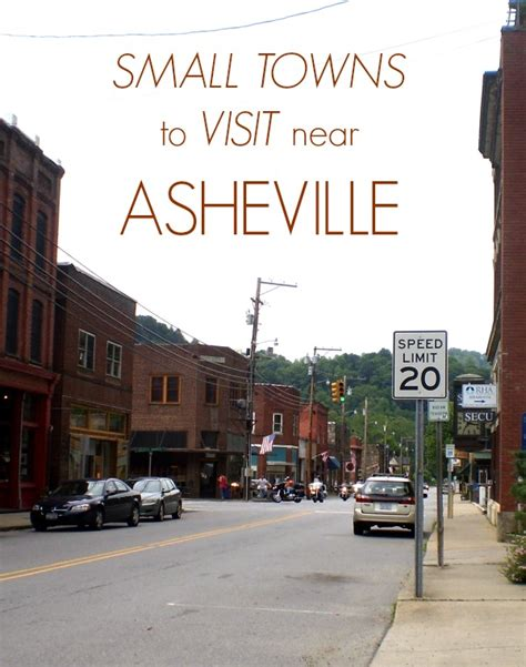 small towns to visit towns to visit small towns to visit near asheville a