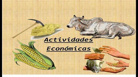 imagenes de nuevas ideas economicas actividades econ 243 micas de la nueva espa 241 a miner 237 a