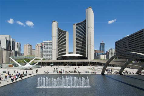 mobile city toronto toronto city the newly revitalized nathan phillips