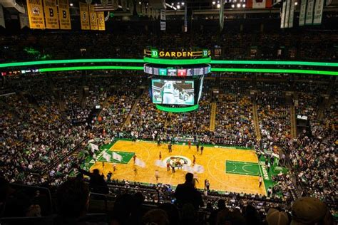 Td Garden by Celtics Banners Hanging In Td Garden Picture Of Td