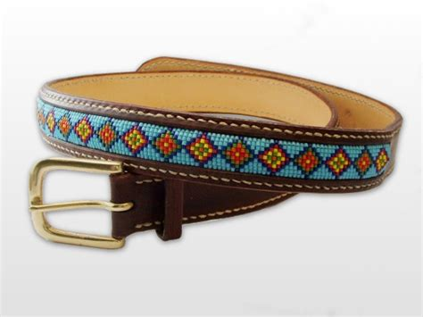 bead belt beaded belt by outbackp on deviantart