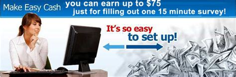 Get Paid Filling Out Surveys Online - get paid for filling surveys ways to make money on the