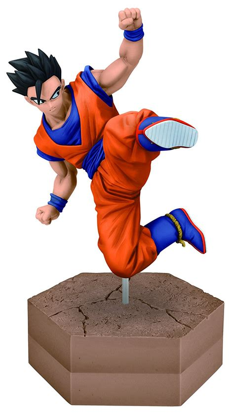 z figure fight you seen this gohan these toys are so awesome