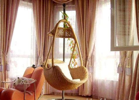 swing chair bedroom 20 adorable and comfy bedroom swing chairs