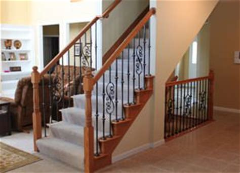 wooden banister parts stair parts wood balusters newels handrails treads risers st charles hardwoods