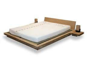 tatami wooden bed toki by cinius - Tatami Mattress
