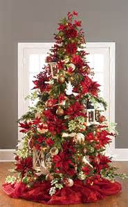 beautiful red christmas tree decoration ideas christmas