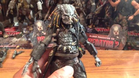Elder Predator V2 Predator Neca Moc neca elder predator v2