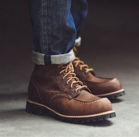 most comfortable red wing boots best 25 red wing ideas on pinterest red wing boots red