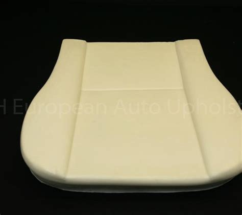 auto seat upholstery foam porsche 356 front seat cushion padding k h european
