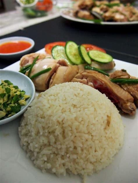 Nasi Hainan nasi ayam hainan malaysian food food food and asian cooking