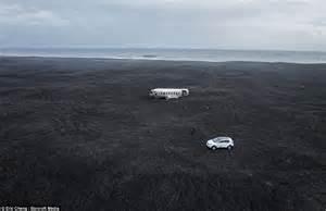 black sand 3 5 wreckage of crashed u s navy aircraft abandoned on