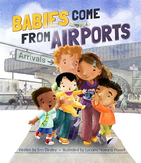 Usbourne Where Do Babies Come From babies come from airports erin dealey