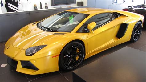 yellow lamborghini aventador yellow lamborghini aventador lp700 4 youtube