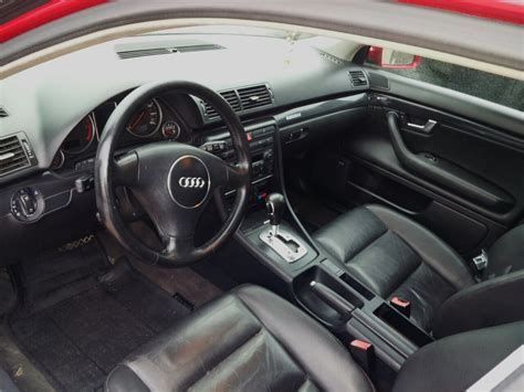 Audi A4 2003 Interior by 2003 Audi A4 Pictures Cargurus
