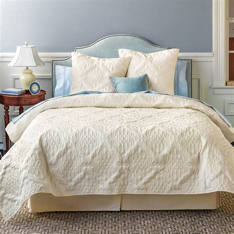 french knot bedspread pattern french knot bedding collection gump s