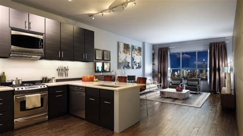 Kitchen Design Washington Dc by Studio Apartments In Chicago For Every Taste And Budget