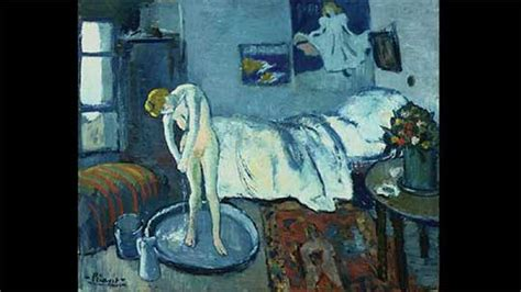 the blue room picasso painting found picasso s the blue room who is the z6mag