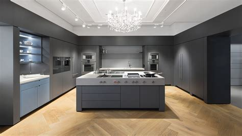Experience the difference   Gaggenau makes the kitchen the