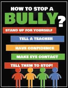 customizable design templates for anti bullying postermywall