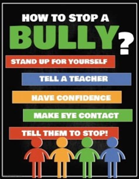 Customizable Design Templates For Anti Bullying Postermywall Anti Bullying Poster Templates