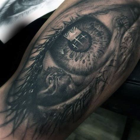 eye tattoo designs for men 25 best ideas about religious tattoos for on